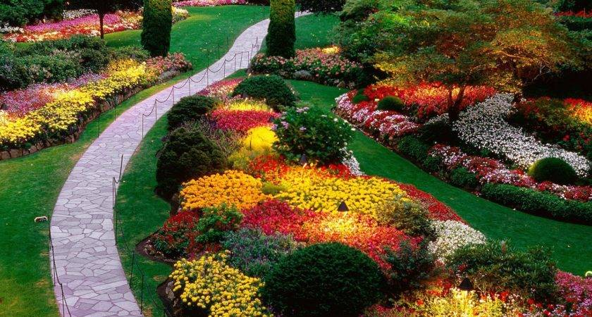 Beautiful Butchart Gardens Traveller Info