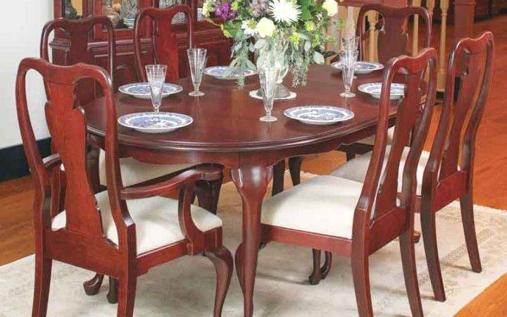 Beautiful Cherry Wood Dining Room Table Wildwoodrooms