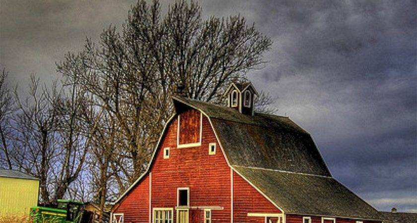 Beautiful Classic Rustic Old Barns Inspirations