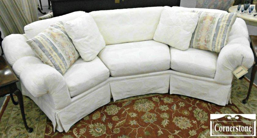 Beautiful Curved Sofas Additional Office Sofa