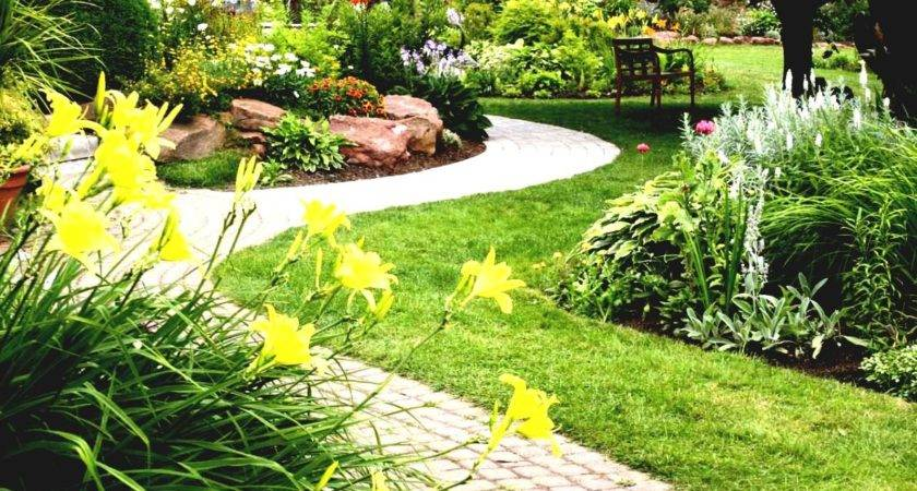 Beautiful Gardens Landscaping Reliscocom Most Small