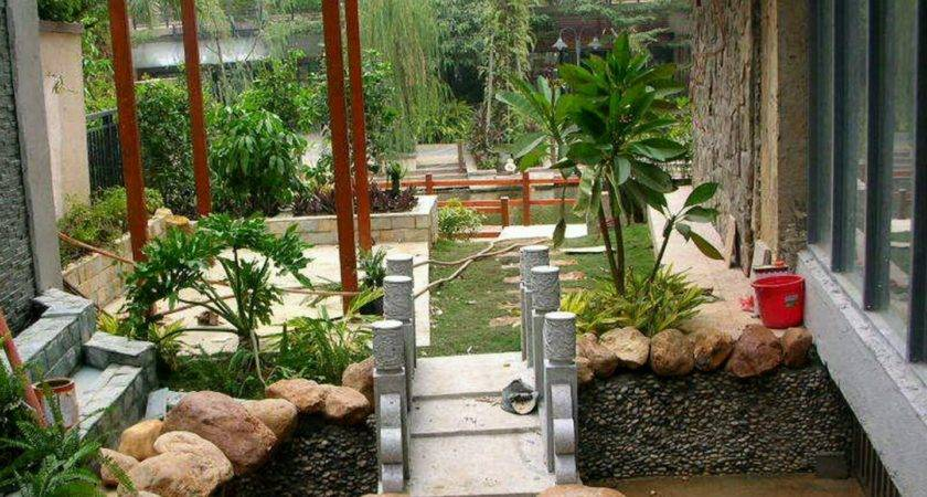 Beautiful Home Gardens Designs Ideas New