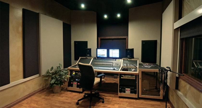 Beautiful Ideas Personal Music Studio Designs