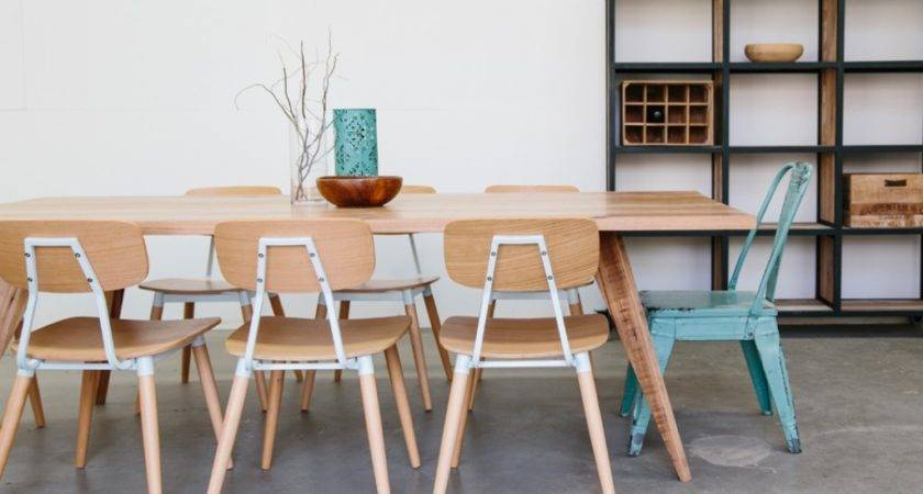 Beautiful Scandinavian Dining Table Prefab Homes
