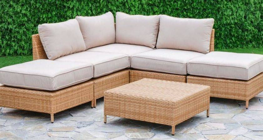 Beautiful Stylish Affordable All Weather Wicker Patio