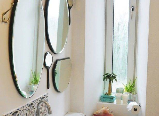 Beautiful Unique Bathroom Mirrors Decozilla
