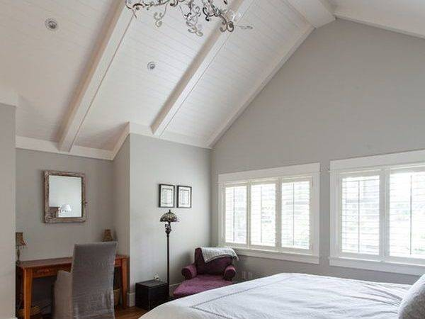 Beautiful Vaulted Ceiling Designs Raise Bar Style