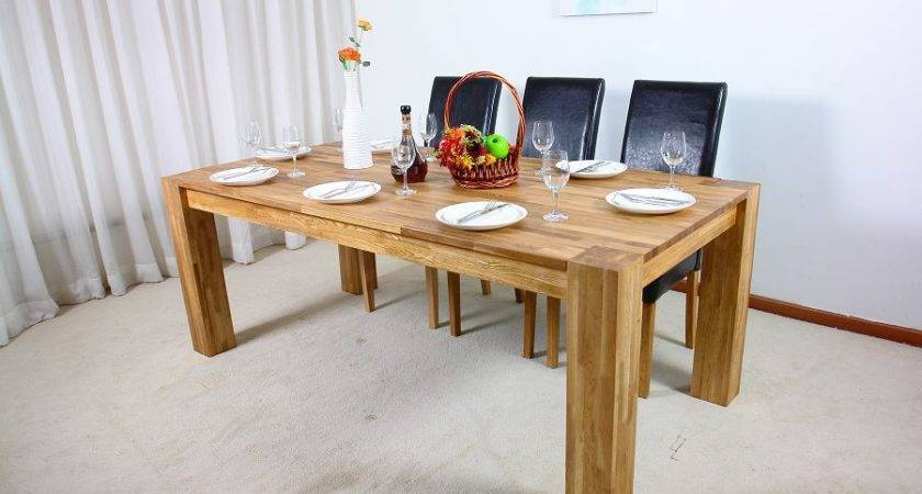 Beautiful Wood Dining Tables Design Decoration