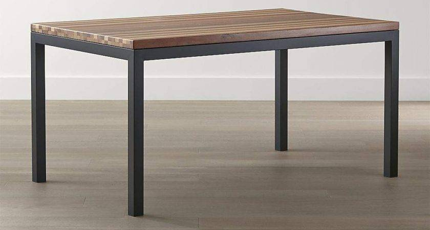 Beautiful Wood Iron Dining Table Home Design