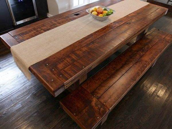 Beautiful Wood Tables Home Design