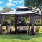 Beautiful Yards Outdoor Canopy Designs