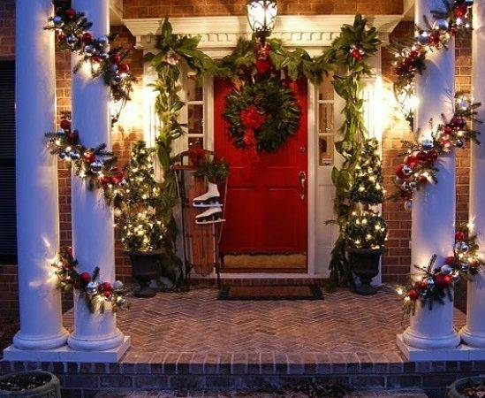Beautifully Festive Ways Decorate Your Porch