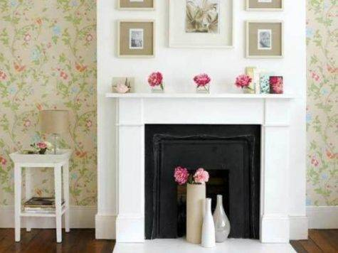 Beautify Unused Fireplace Your Home