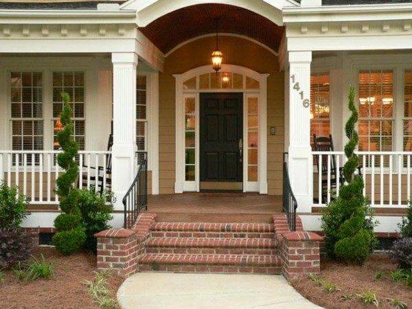 Beautifying Your Front Architectural Details