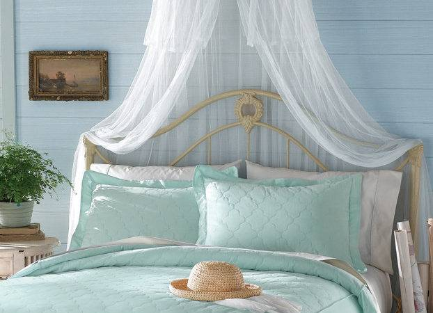 Bed Canopy Luxurious Home Decor Room Mosquito