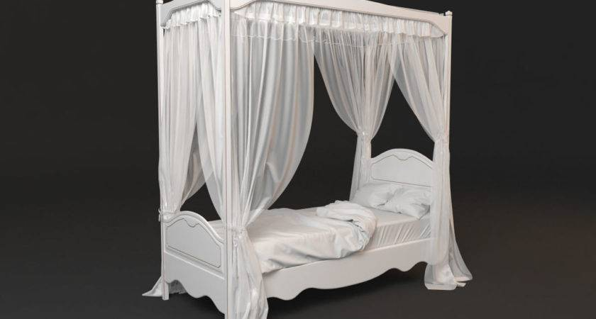 Bed Curtain Max