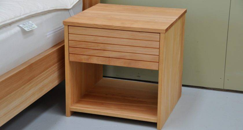 Bed Side Tables Solid Timber Quality Innature
