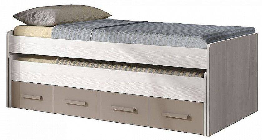 Bed Storage Unique Single Beds Drawers