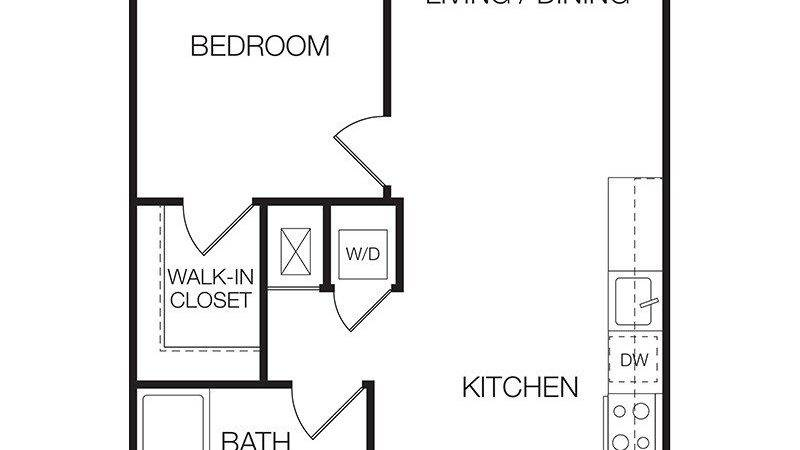 Bedroom Apartment Layouts Photos Video