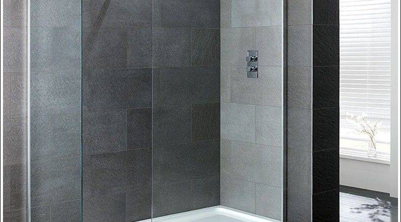 Bedroom Bathroom Enticing Walk Shower Ideas