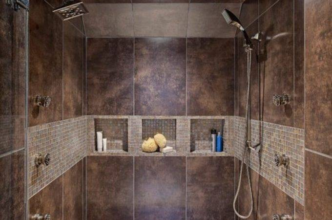 Bedroom Bathroom Exquisite Walk Shower Ideas