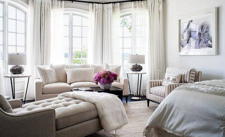Bedroom Bay Window Sitting Room Sofa
