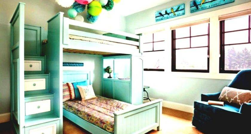 Bedroom Bunk Beds Small Rooms Colorful Themes