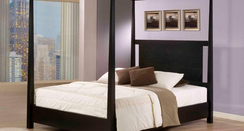 Bedroom California King Canopy Bed Which Furnished