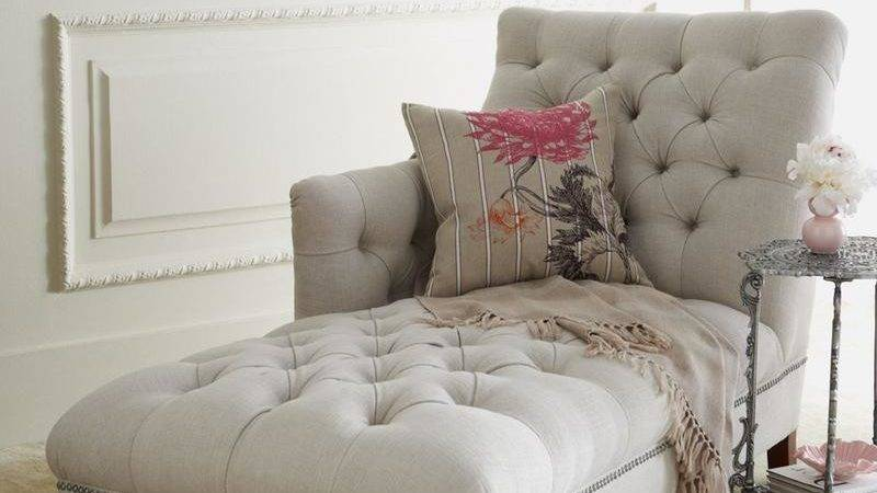Bedroom Chaise Lounge Gorgeous Designs Rilane