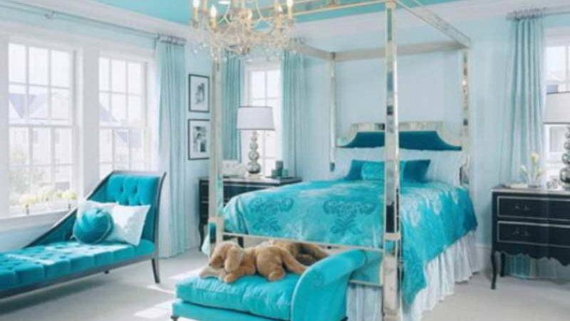 Bedroom Colors Wall Blue Theme