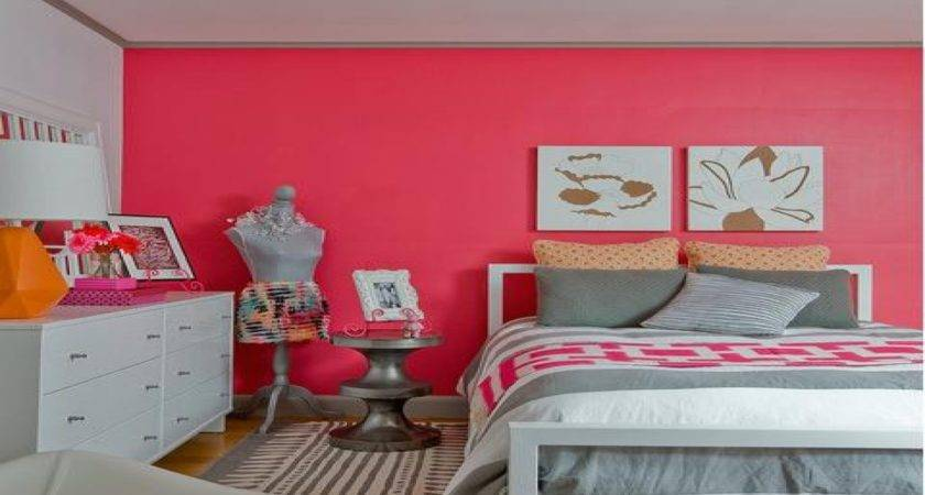 Bedroom Colour Schemes Teen Girls Room Painting