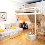 Bedroom Furniture Design Small Spaces