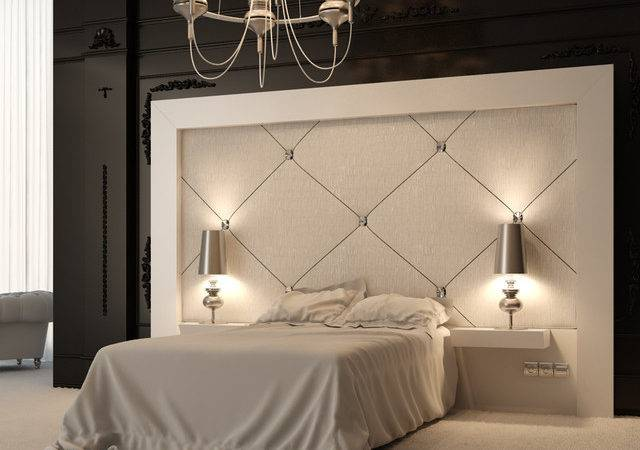 Bedroom Headboard Designs Home Decorating Excellence
