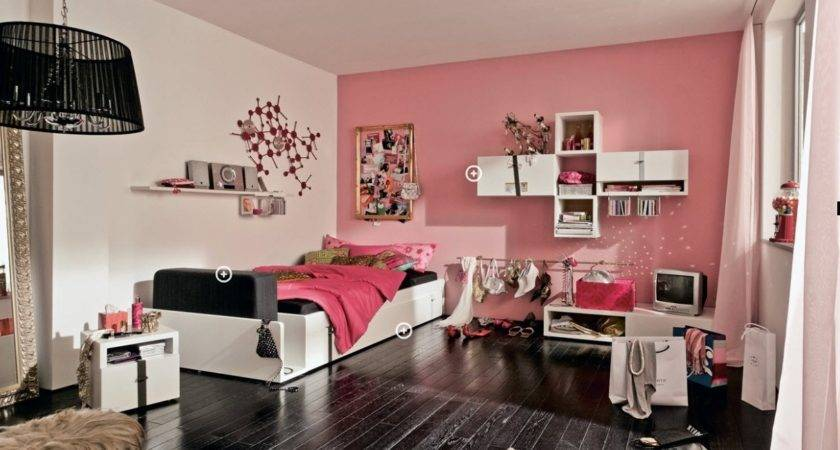 Bedroom Ideas College Girl Home Design Interior