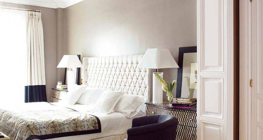Bedroom Paint Color Ideas Master Wall Framed
