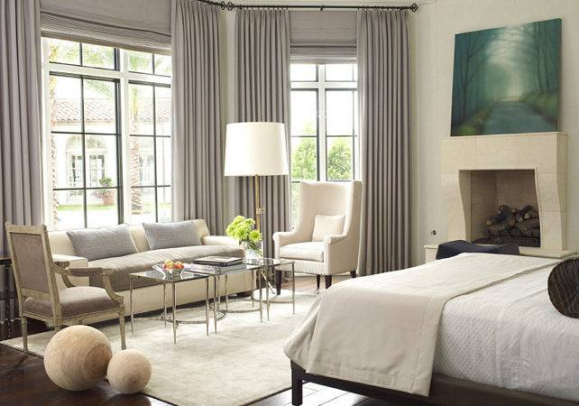 Bedroom Seating Ideas Modest