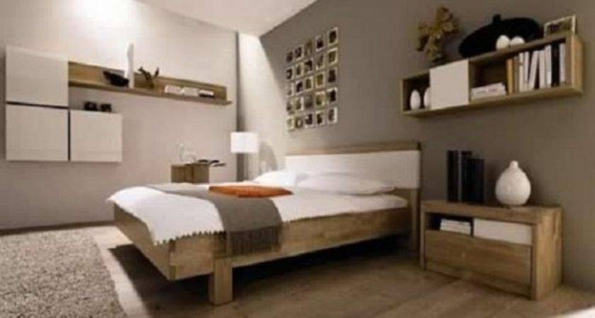 Bedroom Small Ideas Men Rustic Wooden