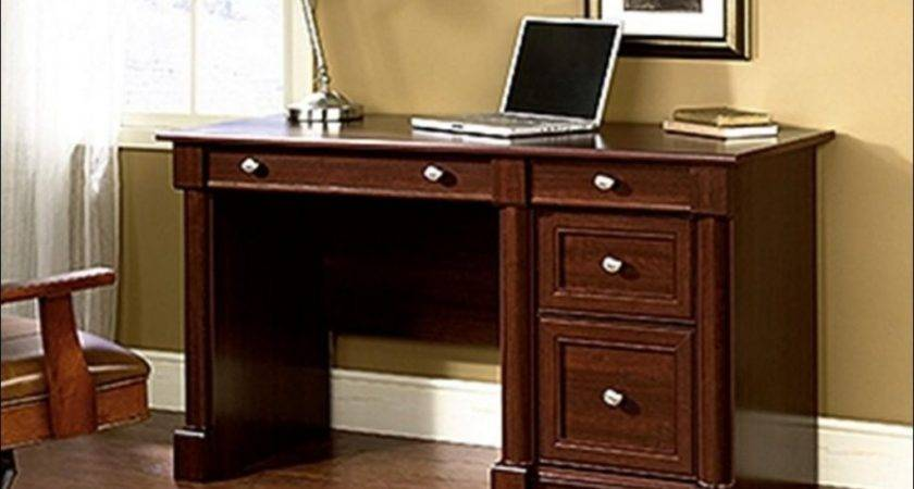 Bedroom Small Modern Desk Black Corner Writing