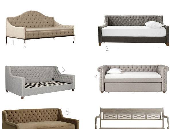 Beds Look Like Sofas Sofa Style Daybeds Thesofa