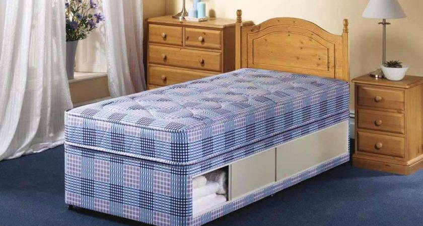 Beds Small Rooms Create Larger Look