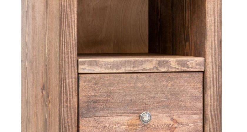Bedside Table Drawer Funky Chunky Furniture