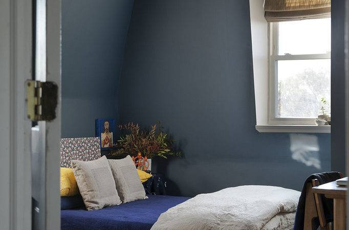 Before After Color Conscious Bedroom Refresh