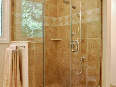 Benefits Glass Enclosed Showers Homesfeed