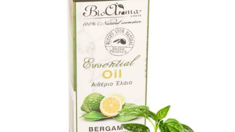 Bergamot Essential Oil Aromatherapy Home