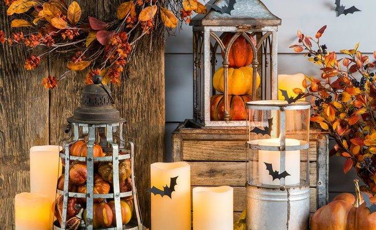 Best Autumn Decorations Ideas Pinterest