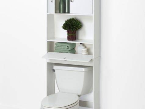 Best Bathroom Ladder Shelves Toilet Storage Reviews