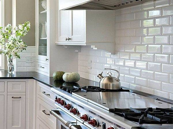 Best Beveled Subway Tile Ideas Pinterest White