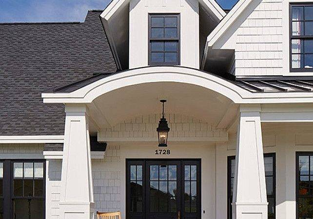 Best Black Windows Exterior Ideas Pinterest