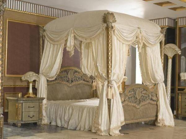 Best Canopy Bed Drapes Ideas Pinterest
