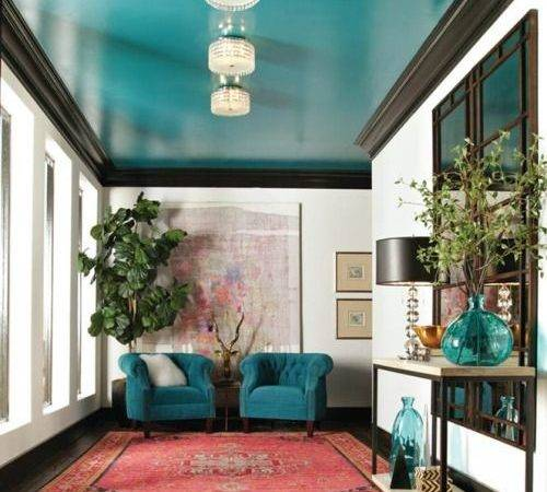 Best Ceiling Color Ideas Pinterest Painting